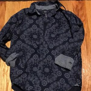 Gap boys button down S